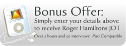 Bonus Audio Offer