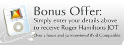 Bonus Audio Offer