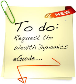 Request the 20 page Wealth Dynamics eGuide